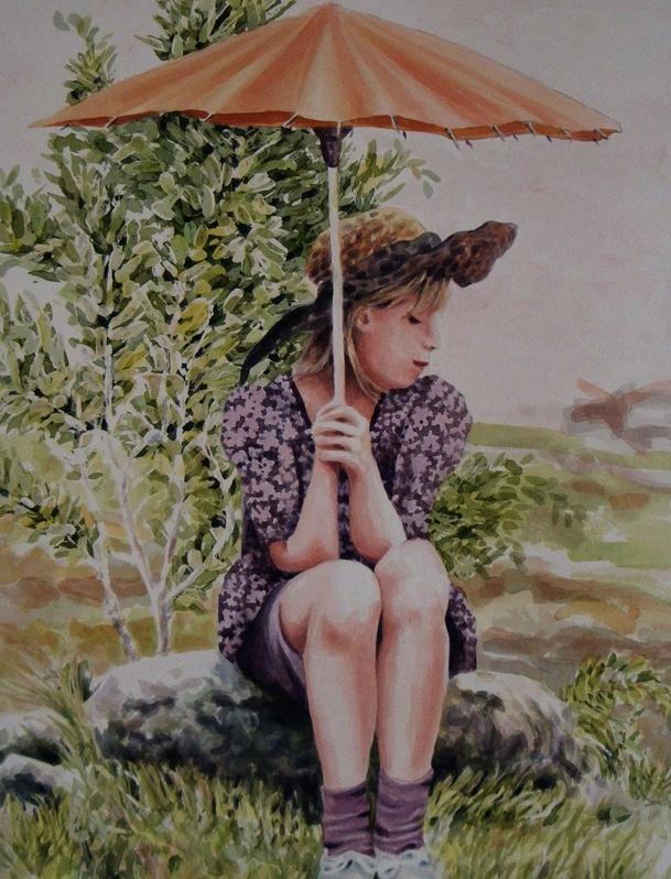 Danielle umbrella